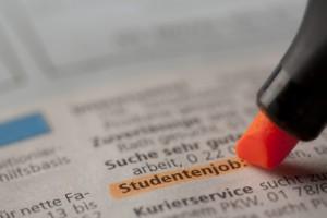 Studium neben dem Beruf: Studentenjob