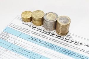 Antrag auf Elterngeld während Elternzeit