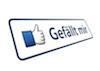 Facebook-Button Gefällt Mir