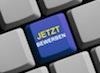 Berwerben-Button Tastatur