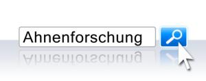 Ahnenforschung Suchfeld im Internet